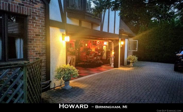 Howard - Birmingham, MI