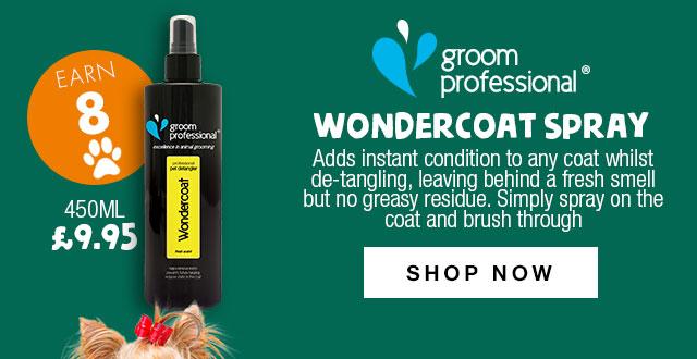 Shop Groom Professional Wondercoat Spray