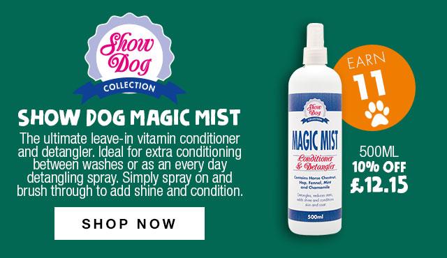 Shop Show Dog Magic Mist