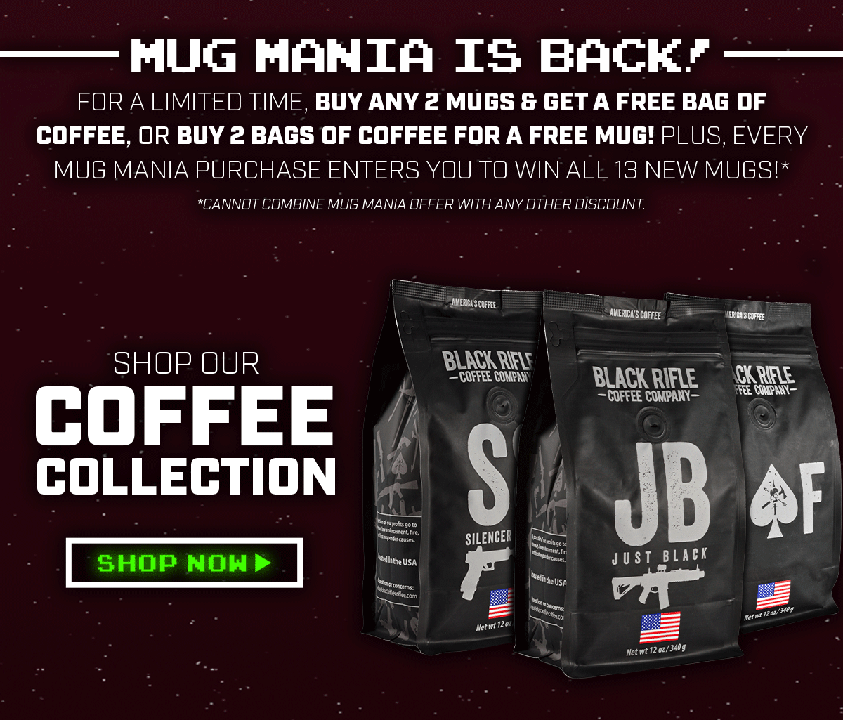 Shop our Coffee Collection
