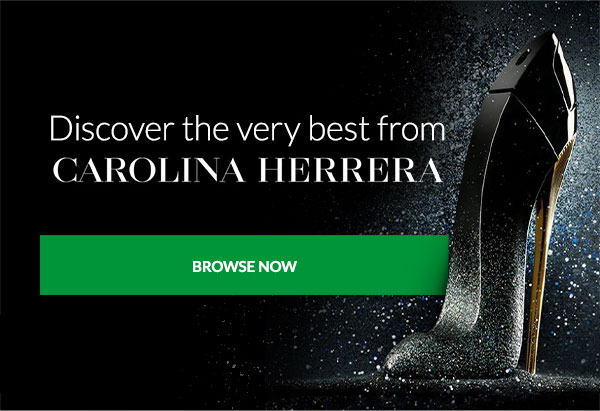 Discover the very best from Carolina Herrera...