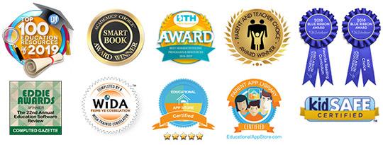The multi-award winning online reading program for kids!
