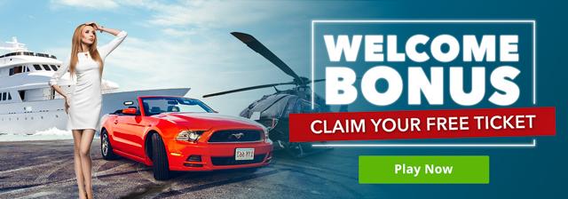 Welcome Bonus - Claim Your Free Ticket.