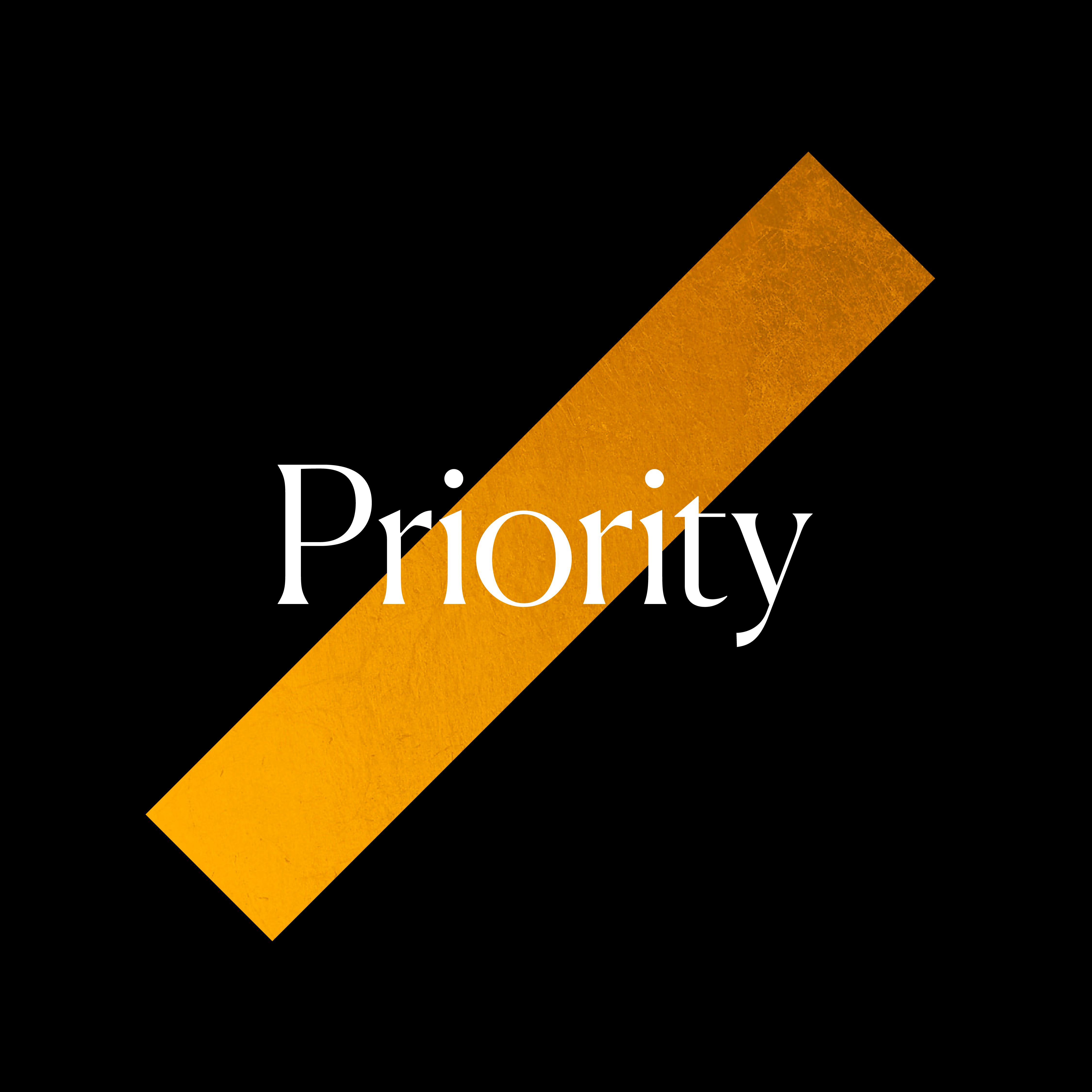 Priority membership