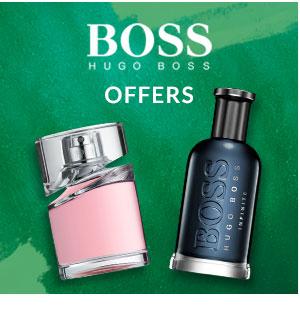 Hugo Boss offers