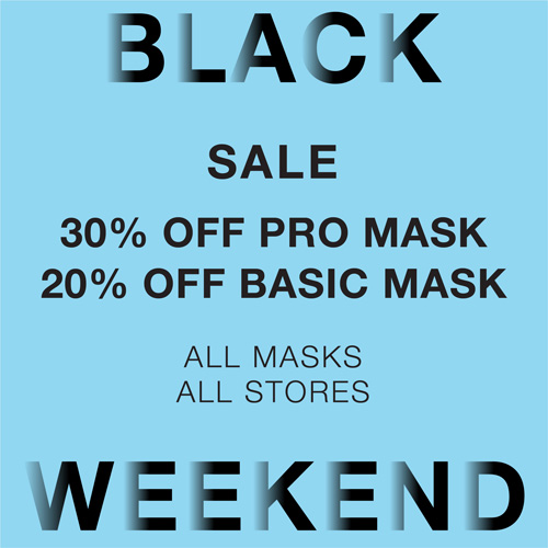 Black Weekend Sale! 30% Off PRO and 20% Off BASIC