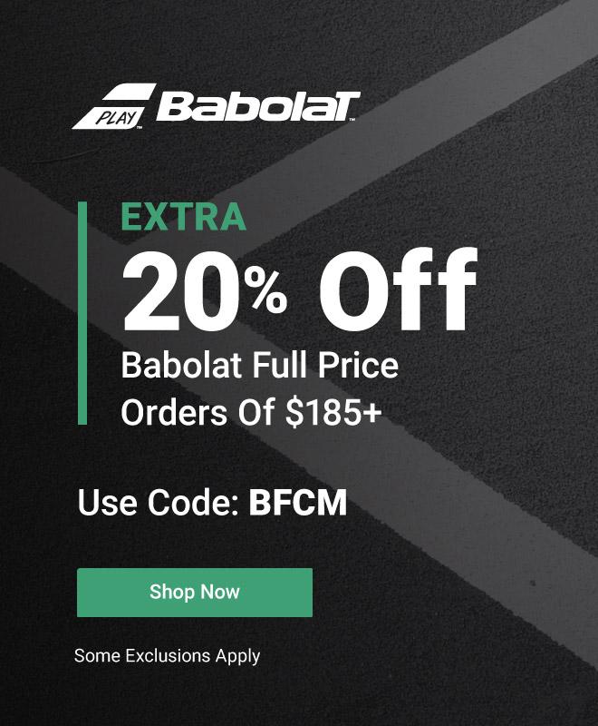 Babolat Brand Promo