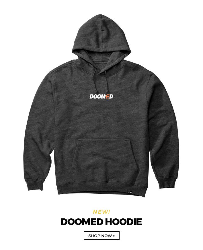 Doomed Pullover