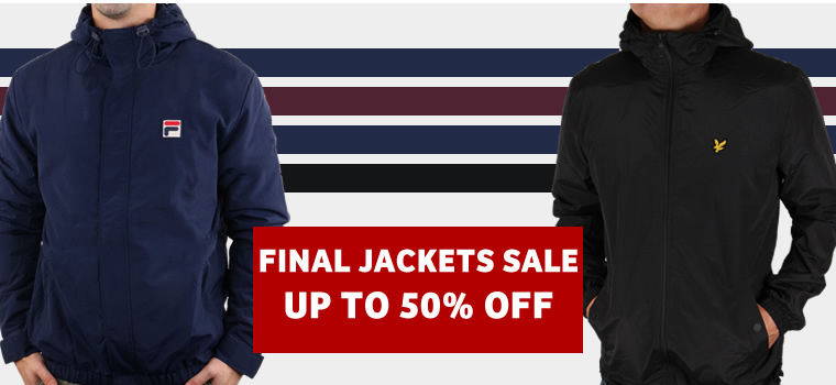 Jackets Sale Banner