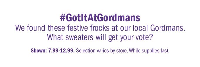 #Gotitatgordmans