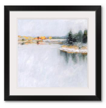 Winter Horizon by Victoria Borges