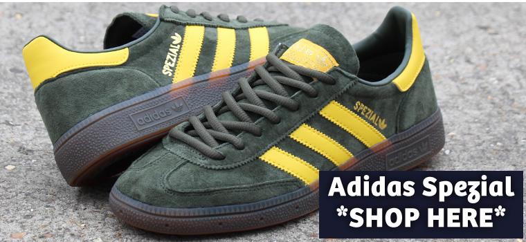 Adidas Spezial Khaki