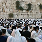 OU Israel Helps Organize Mass Prayer at the Kotel for Coronavirus Victims