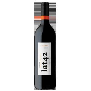 Lat 42 Rioja Crianza 2016