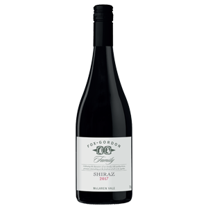 Fox Gordon Family Shiraz 2017