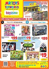 Catalogue 3: Mr. Toys Toyworld