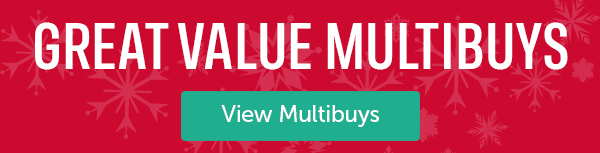 GREAT VALUE MULTIBUYS View Multibuys