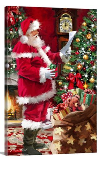 Santa Checking List