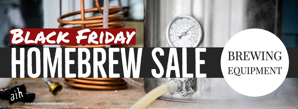 Get New Brewing Equipment Now