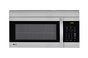 Shop LG Stainless Steel Over-The-Range