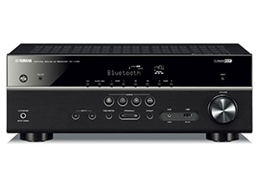 Shop Yamaha Black 5.1 Channel AV Receiver