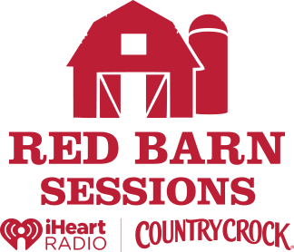 Red Barn Sessions, iHeartRadio and Country Crock? logos