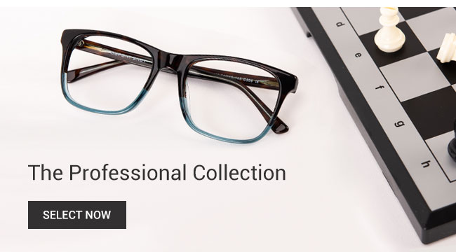 the professional collection Select now