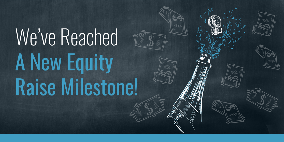 We''ve reached a new milestone in our equity raise with SeedInvest!
