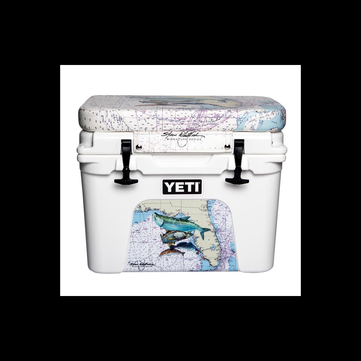 Tempress Yeti Tundra 45 Artist Series Cushion and Wrap