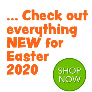Check out everything NEW for Easter 2020
