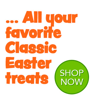 All your favorite Classic Easter treats