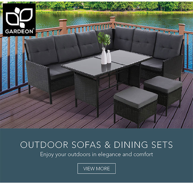 Enjoy your outdoors in elegance and comfort