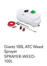 SPRAYER-WEED-100L