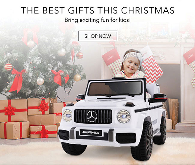 The best gifts this Christmas