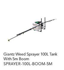 SPRAYER-100L-BOOM-5M