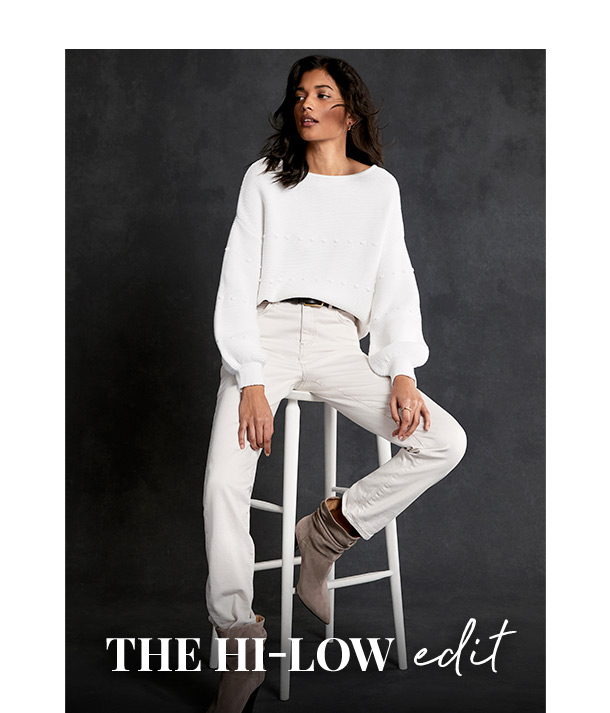 The Hi-Low Edit