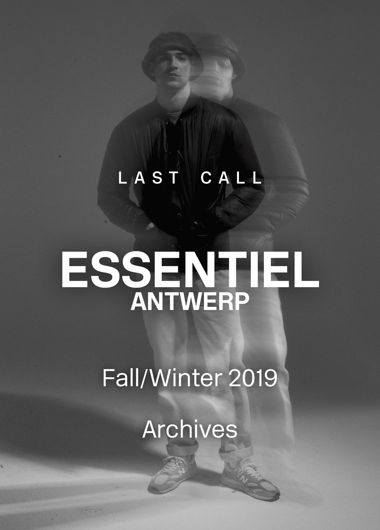 Last call to enjoy our Fall/Winter 2019 Archives at 50% off.