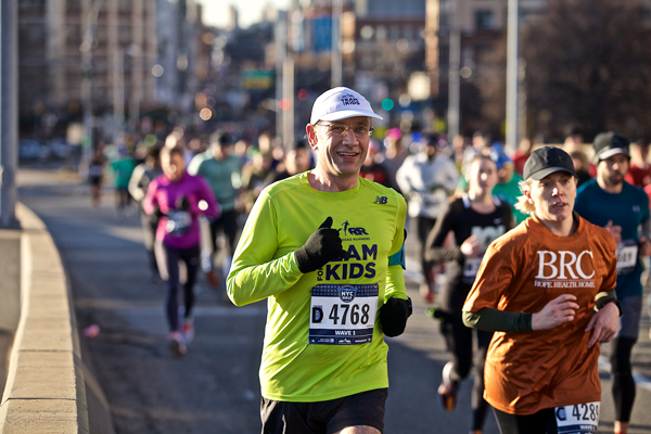 Run NYC for a Cause
