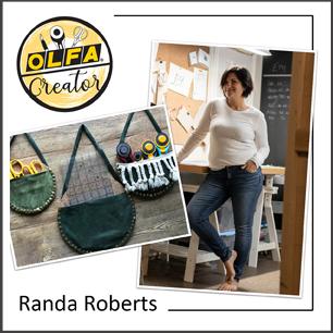 Randa Roberts: January OLFA Creator