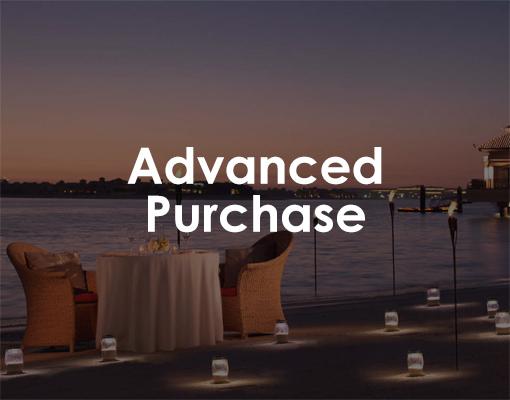 Advanced Purchase