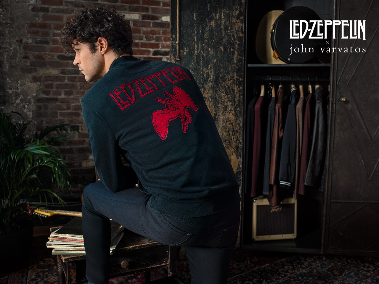Led Zeppelin x John Varvatos