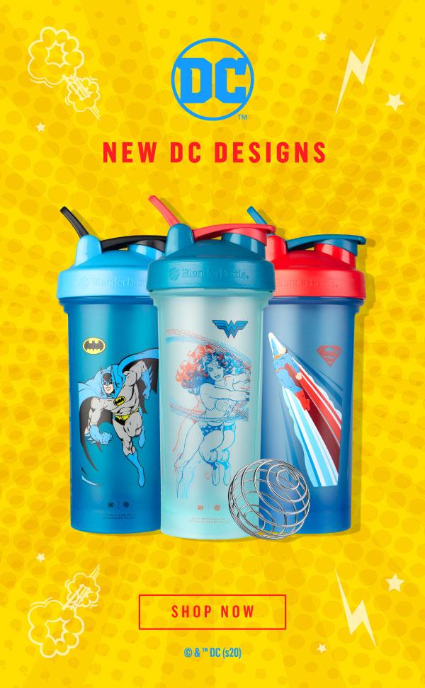 New DC Classic Shaker Designs