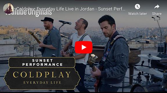 Sunset Video Image