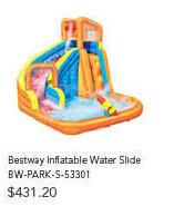 Bestway Inflatable Water Slide