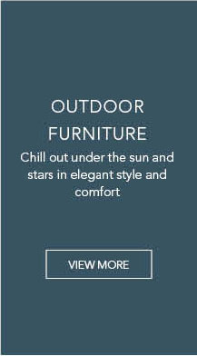Chill out under the sun and stars in elegant style and comfort