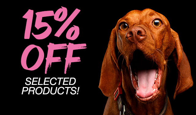 New Lines Added - 15% Off!