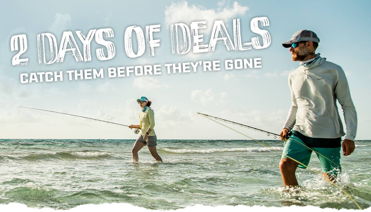 2 Days of Deals are Almost Here