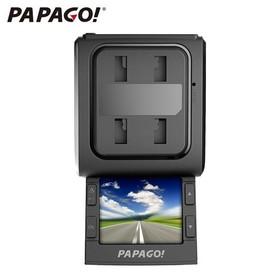PAPAGO H50 2 Inch 1440P Car DVR Black