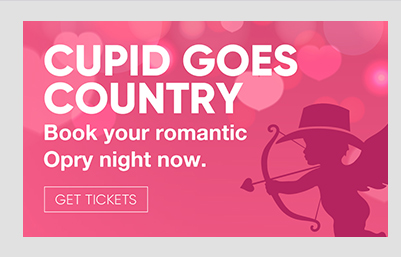 Cupid Goes Country