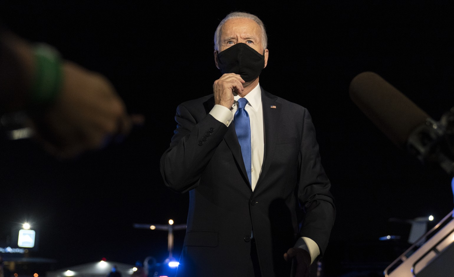 Yes, Joe Biden